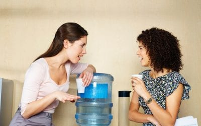 Top 5 Most Annoying Office Water Cooler Conversation Topics