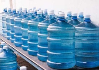 bottled water delivery for business